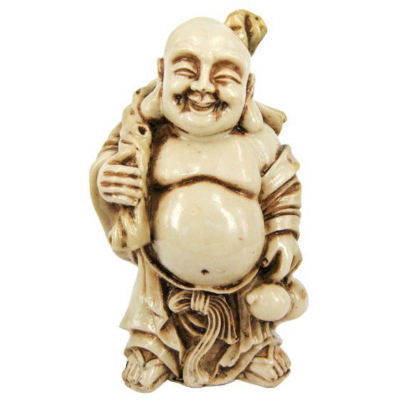 Фигурка Смеющийся Будда 15,5