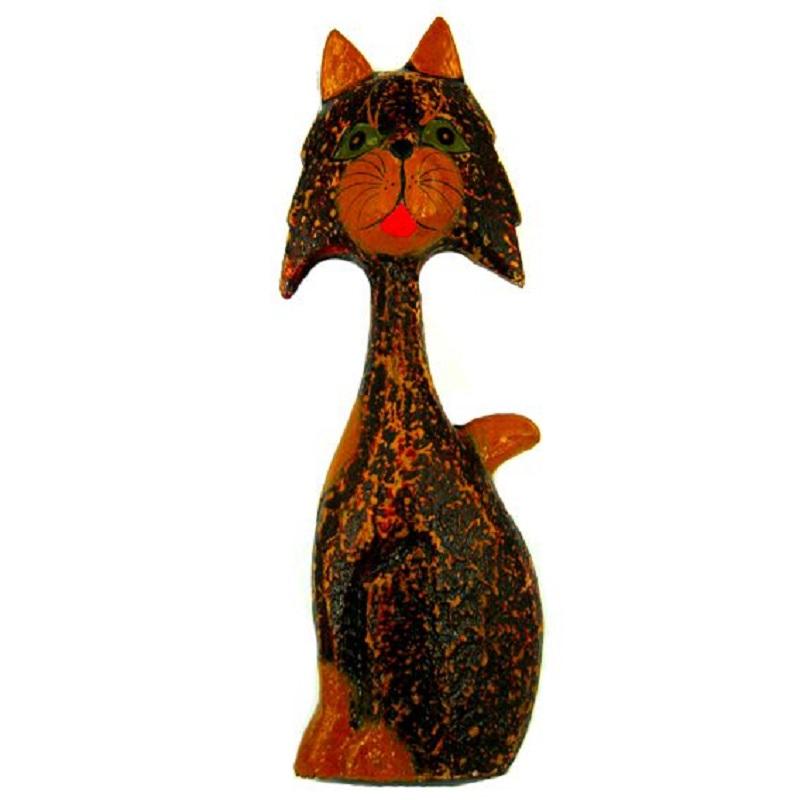 Фигурка Усатый Котенок 28 см