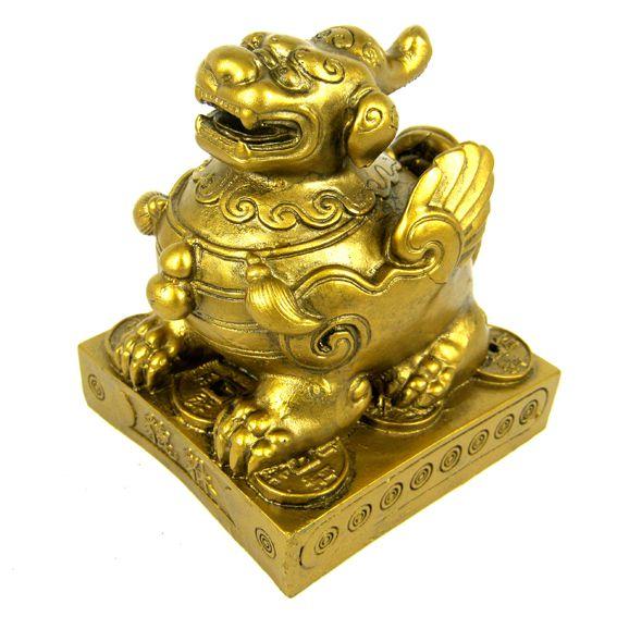 Фигурка  Пи Яо - символ богатства 10,5 см