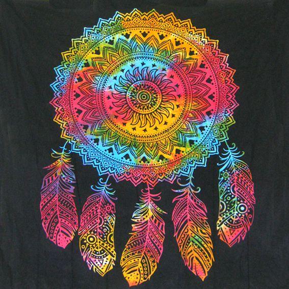 "Текстильное полотно ""Ловец сновидений"" 2,2х2м"