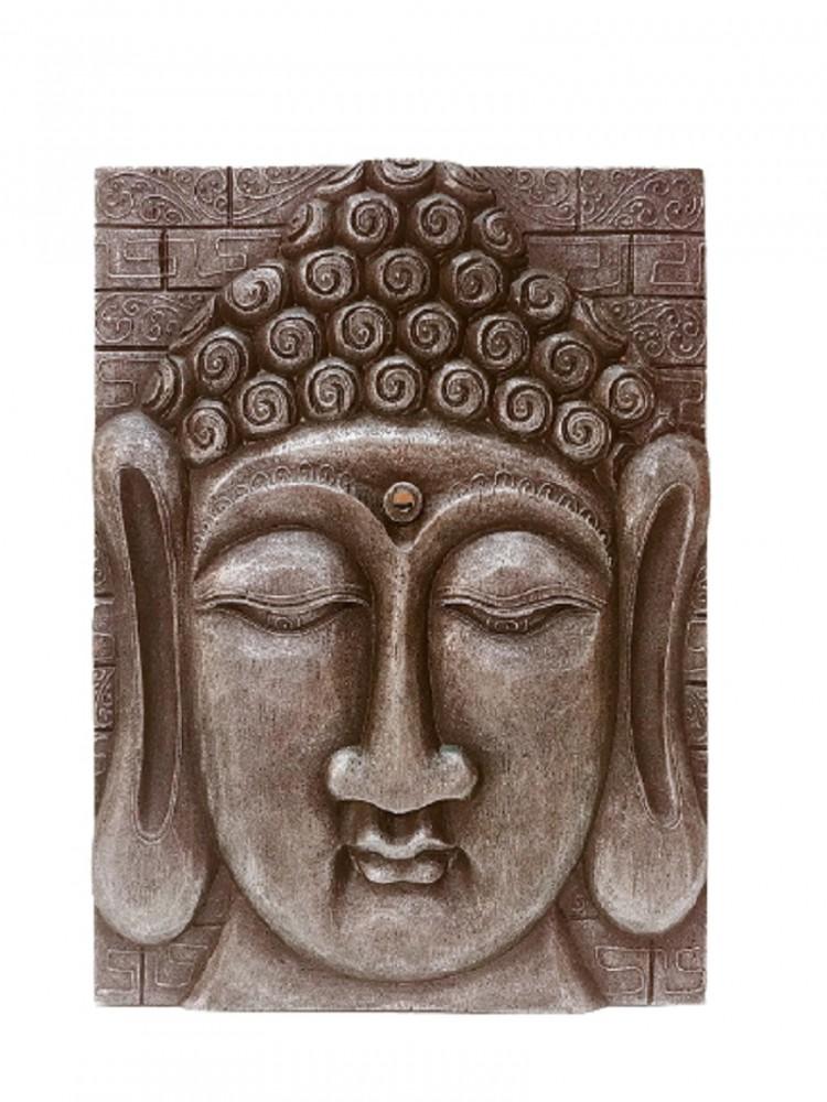 Панно рельефное Будда 30х40см
