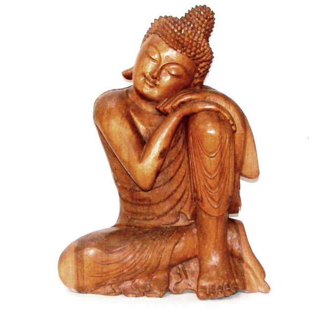 Интерьерная фигура Будда 25 см.