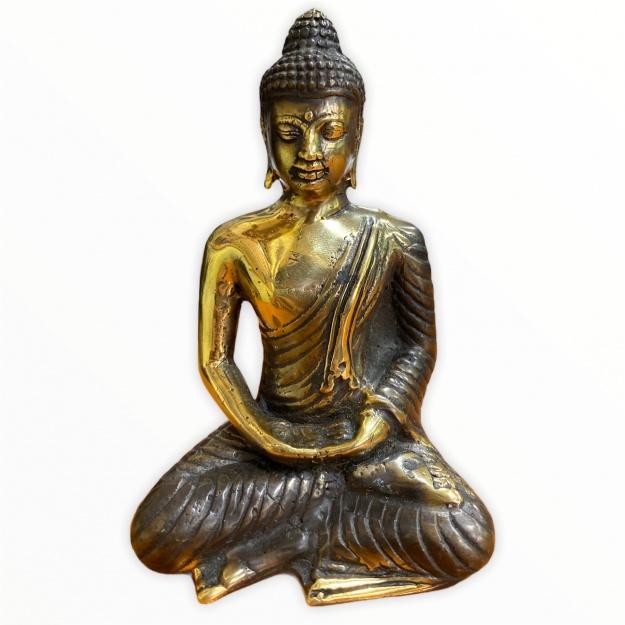 Фигурка Будда для душевного равновесия 8 см (,hjypfь)