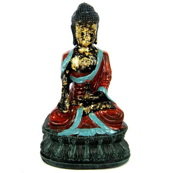 Статуэтка Просветленный Будда 18х10см.