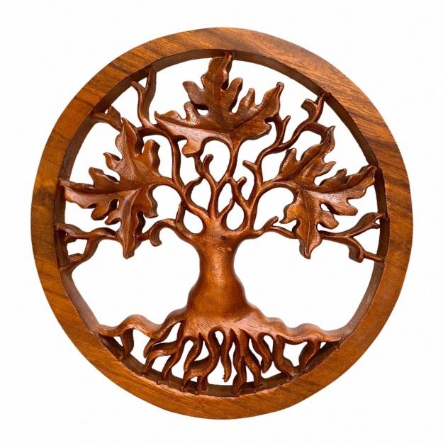 Панно настенное Дерево Поколений 25 см