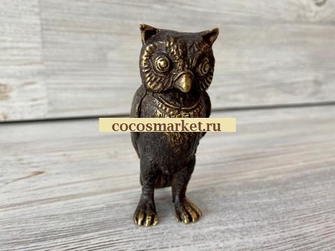Фигурка из бронзы Судья совунья 8 см
