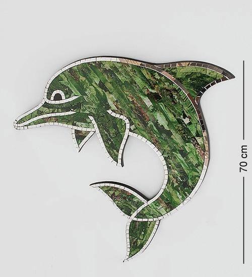 """Панно """"Дельфин"""" 70cm."""