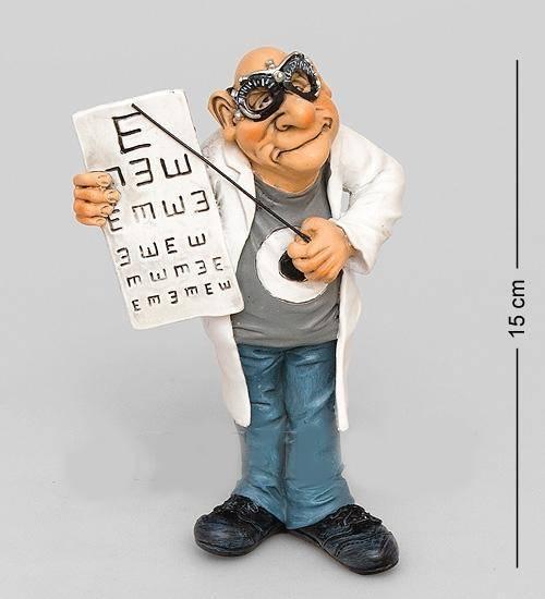 """Фигурка """"Врач-офтальмолог, оккулист"""""""