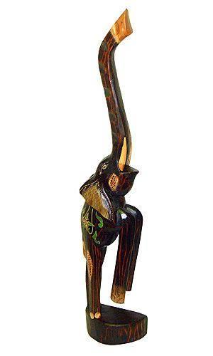 Фигура 'Цирковой слоник'  100см.