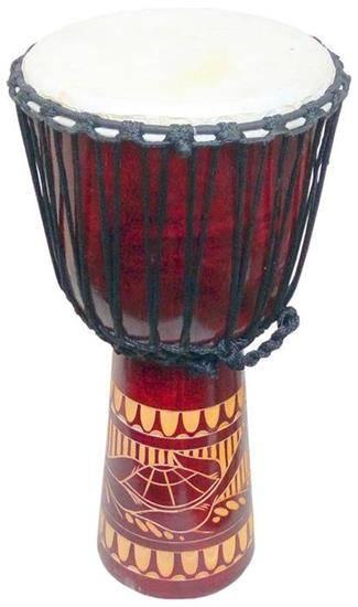 Музыкальный ударный барабан 60см
