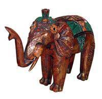 "Статуэтка ""Слон индийский"" 33х30см."