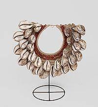Ожерелье аборигена (Папуа) Indon?sia