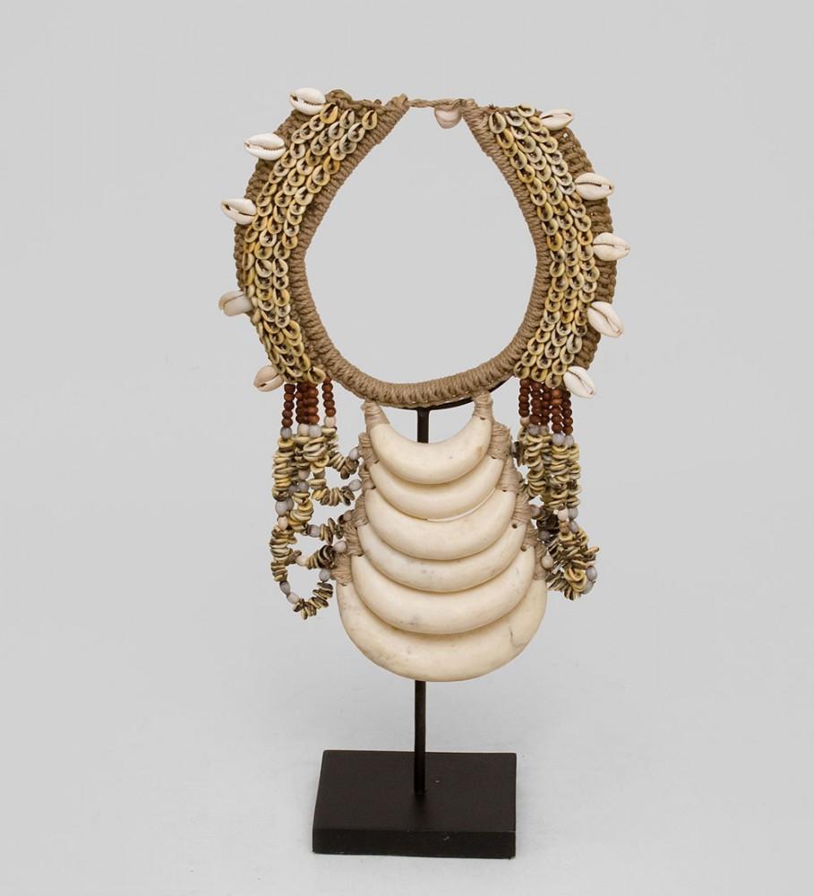Ожерелье аборигена (Папуа) 45 см Indon?sia