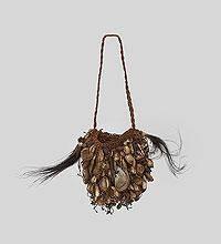 Сумка аборигена (Папуа) 35 см Indon?sia