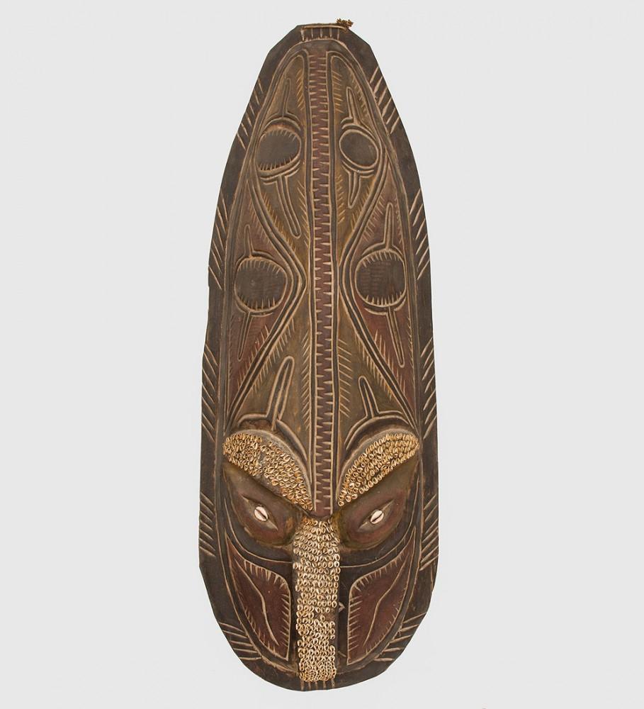 Маска настенная Папуас 100 см