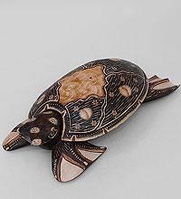 """Фигурка """"Морская черепаха"""" (албезия, о.Бали) 40см"""