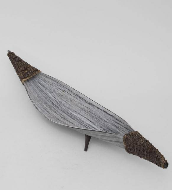 "Тарелка ""Лодка аборигенов"" (кокос, о. Бали)"