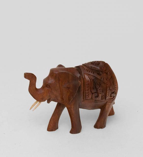 """Фигурка """"Слон"""" суар 10 cm"""