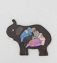 """Пазл """"Слон"""" 18см"""