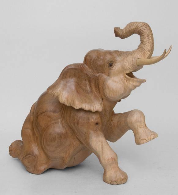 """Статуэтка """"Слон"""" (о.Бали)"""