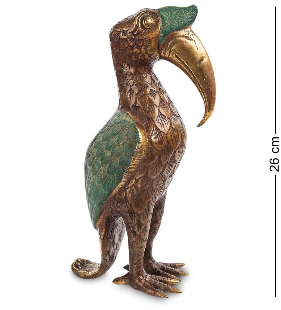 """Фигура """"Птица"""" бронза 26 см (о.Бали)"""