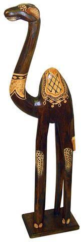 деревянное изделие Верблюд Орикс' 80см.