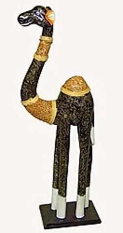 Статуэтка 'Верблюд Лорч' 60cм.
