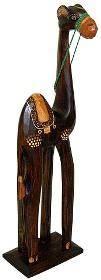 Декоративная статуэтка 'Верблюд Мурад' 60см.