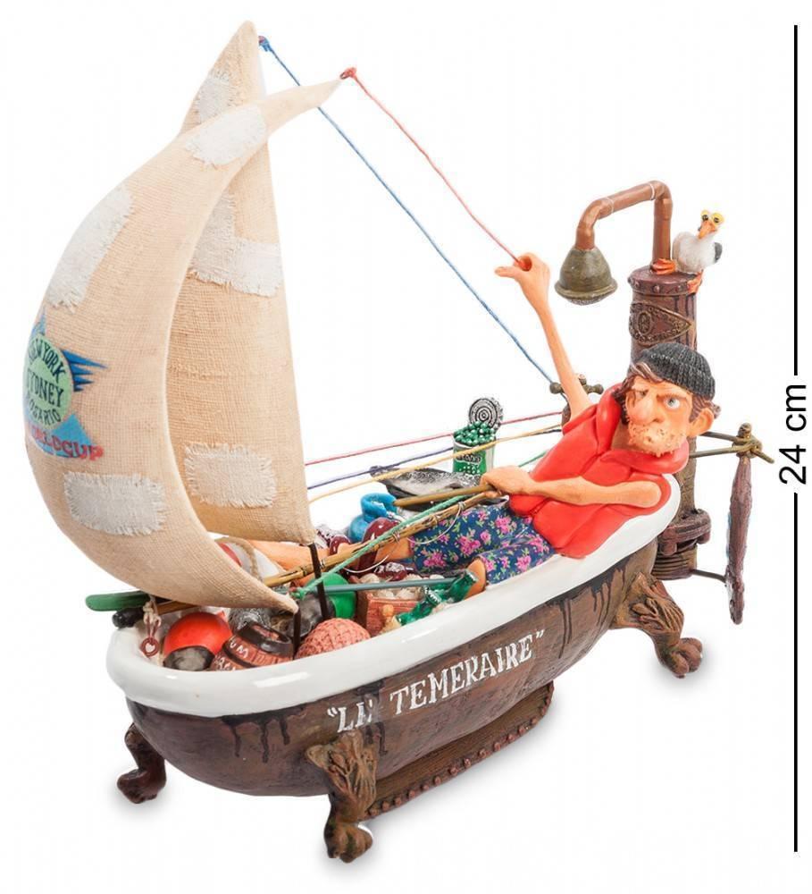 "Яхта ""Вокруг света"" (Ship Ahoy. Forchino)"