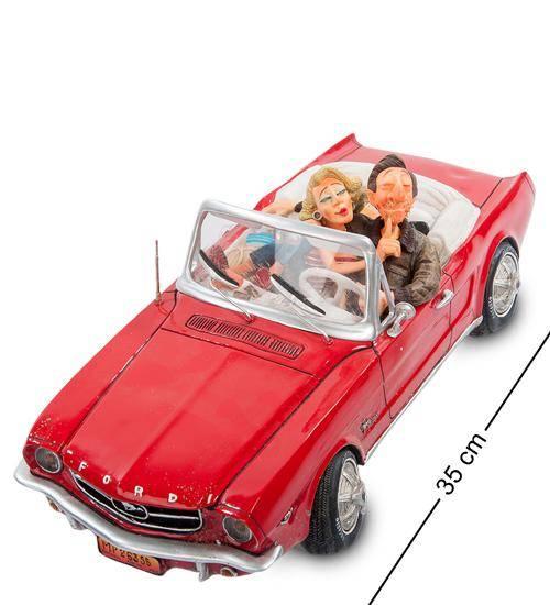 "Автомобиль ""Ford Mustang convertible. 35 см"